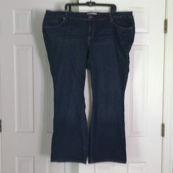 torrid Denim - Torrid relaxed boot cut jeans plus size 26r